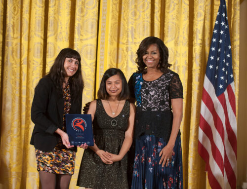 Meet 18-year-old Film Maker Honored by The White House