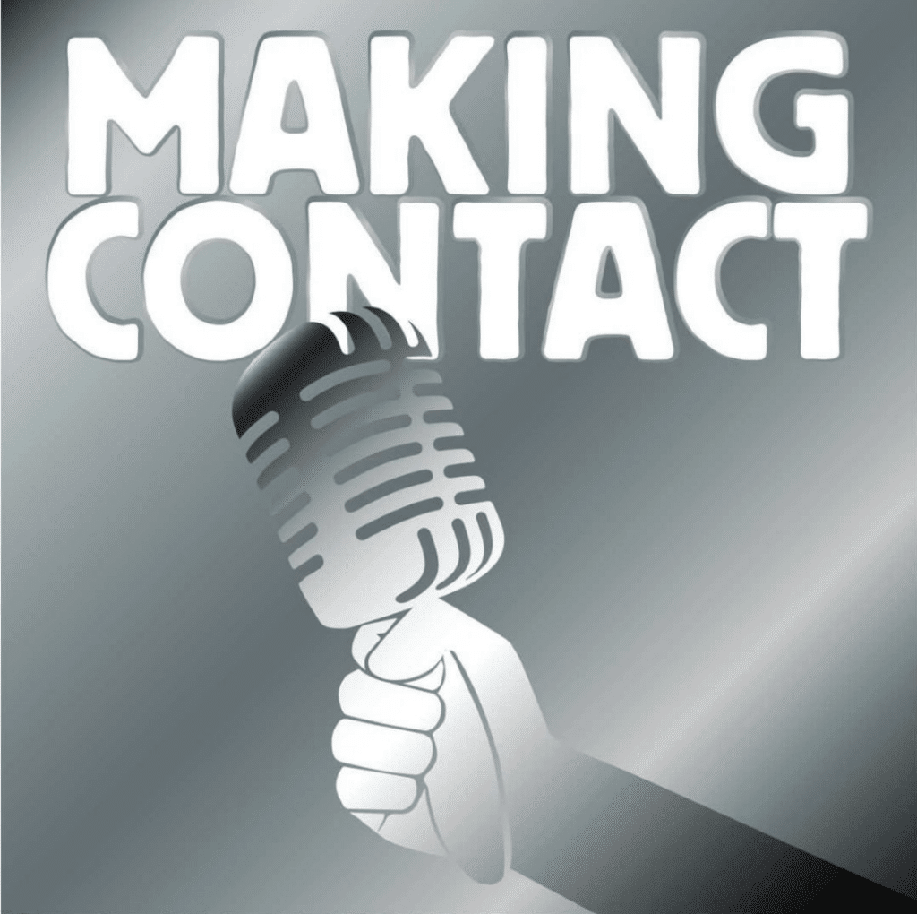 Adapting? Excerpting? Excerpts interwoven with filmmaker interview? Making Contact at www