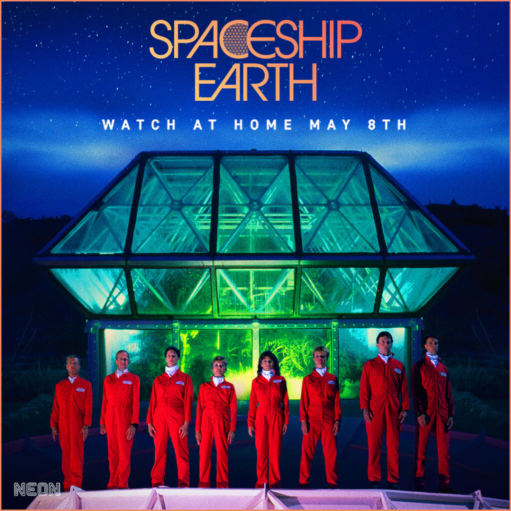 Support BAVC and watch the stranger-than-fiction story of Biosphere 2 in Matt Wolf's new film SPACESHIP EARTH in NEON's virtual cinema