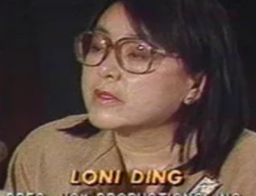 From The BAVC Media Archives: Remembering Loni Ding