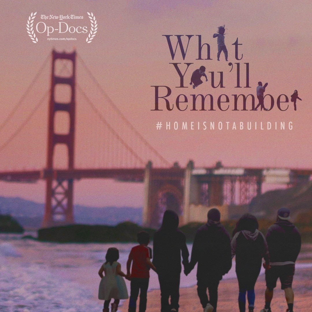 What You'll Remember Poster